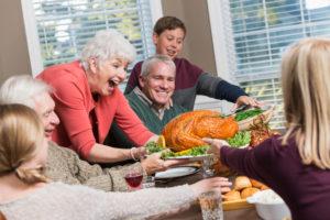 Health Thanksgiving for seniors