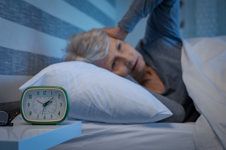 senior sleep issues - kansas city home care