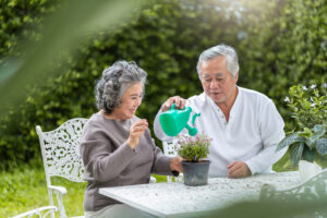benefits of nature for seniors - private duty home care kansas city