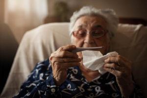 influenza complications