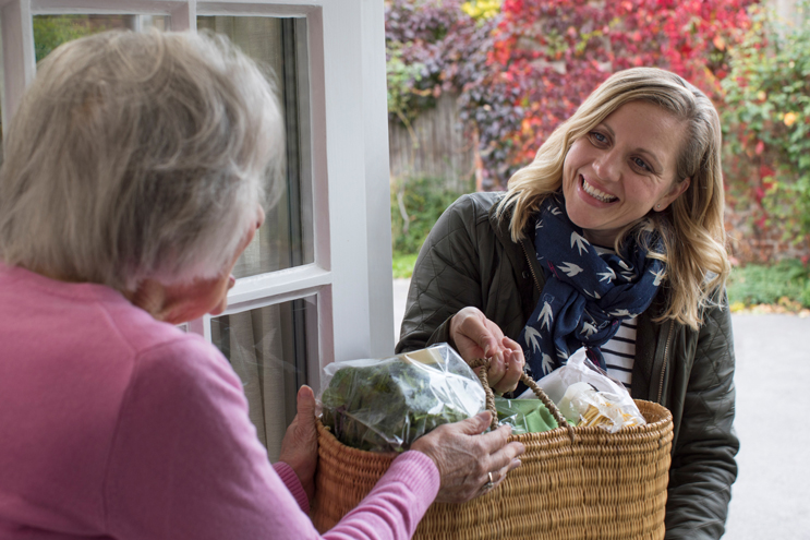Gratitude Can Improve Senior Health - at home care kansas city