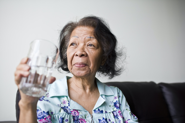 Elderly and Dehydration