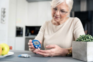 Diabetes in the Elderly: Signs, Symptoms and Management